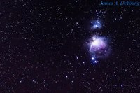 File:Geostationary Highway Through Orion.webm