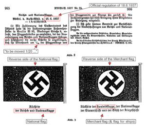 German Flag regulation 1937.png