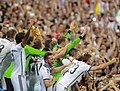Germany and Argentina face off in the final of the World Cup 2014 -2014-07-13 (11).jpg