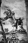 gewelfschildering achter het altaar - sint gerlach - 20077600 - rce