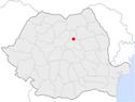 Gheorgheni in Romania.png