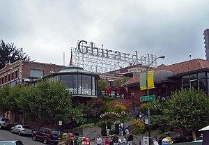 William Wurster - Ghirardelli Square, San Francisco