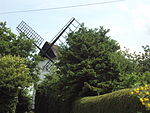 Gibbet Mill, near Woodbank, Cheshire - DSC06461.JPG