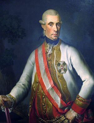 Ernst Gideon von Laudon - Image: Gideon Ernst Freiherr von Laudon