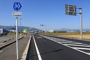 岐阜県道30号羽島養老線's relation image