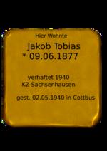 Jakob Tobias