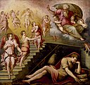 Giorgio Vasari II - Jacob's Dream - Walters 372508.jpg
