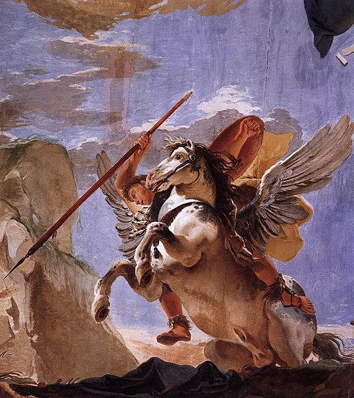 Giovanni Battista Tiepolo - The Force of Eloquence - WGA22255