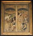 Giovanni balducci (disegno), cristo risorto appare a un apostolo e a maria, 1575-1600 ca.JPG