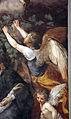 Giovanni da s. giovanni (in basso) e volterrano (in alto), s. felice soccorre s. massimo, 1636, 05.JPG