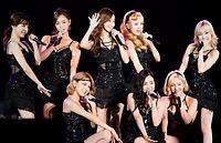 Girls' Generation at DMC Festival 2015 MBC Radio DJ Concert 02.jpg