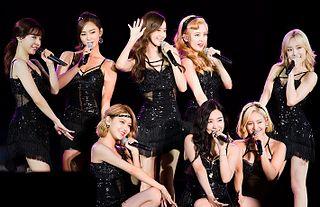 Girls Generation South Korean girl group