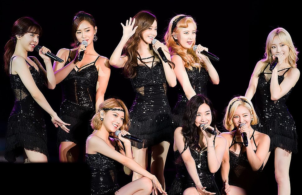 Girls' Generation at DMC Festival 2015 MBC Radio DJ Concert 02