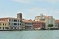 Giudecca Chiesa e Ponte Santa Eufemia Venezia.jpg