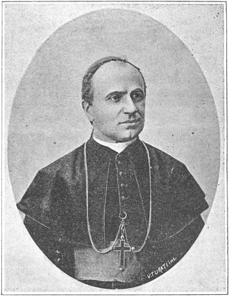 Joseph Marello - Photograph c. 1889.