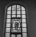 Glas in loodvenster in het bovendeel van het koor - Gouda - 20081862 - RCE.jpg