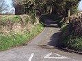 Glass's Lane from the A30 - geograph.org.uk - 360692.jpg
