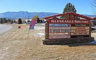 Gleneagle, Colorado Census Designated Place in Colorado, United States