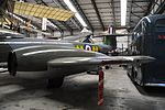 Gloster Meteor at Yorkshire Air Museum (8301).jpg