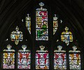 Gloucester Cathedral, St Cecilia window (21984400771).jpg