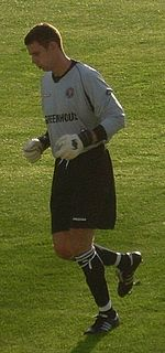 Glyn Garner Welsh footballer