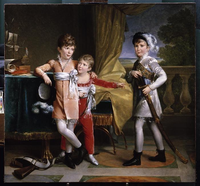 Godefroid - Les fils du maréchal Ney