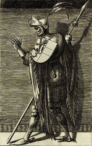 Godfrey IV, Duke of Lower Lorraine - Godfrey the Hunchback