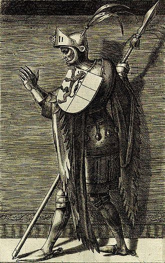 Godfrey IV, Duke of Lower Lorraine - Godfrey the Hunchback