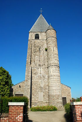 Église Saint-Laurent de Gossoncourt