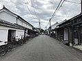 Gofukumachisuji Street in Hagi Castle Town 2.jpg
