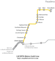 Gold Line Map of the Los Angeles County Metro System.png