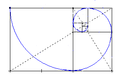 Golden spiral in rectangles.png