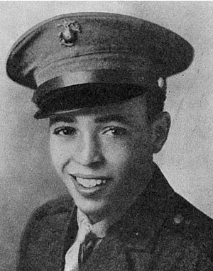 Harold Gonsalves - Image: Gonsalves H USMC (cropped)
