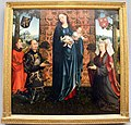 Goswijn van der weyden, madonna col bambino tra donatori, 1511-15 ca.JPG