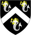Gough (ofAldercombeKilkhampton) Arms.png