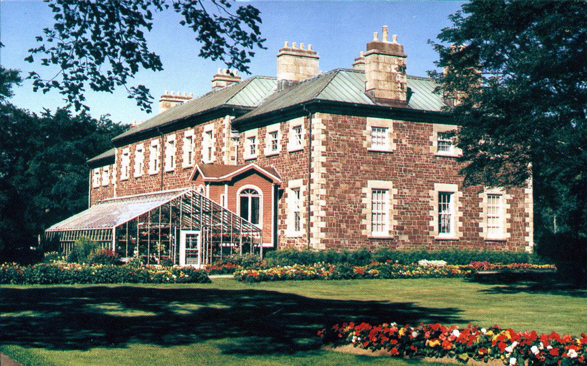Government house newfoundland and labrador wikipedia for Newfoundland houses