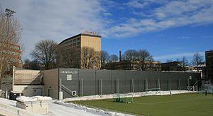 Dælenenga idrettspark - Image: Grünerhallen Oslo