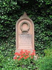 Grabstätte auf dem Aschaffenburger Altstadtfriedhof (Quelle: Wikimedia)