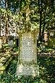 Grabstein von Familie Peter Franz Deiters, Alter Friedhof, Bonn - Frontalansicht.jpg