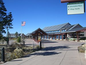 South Rim Visitor Center, Grand Canyon, Arizon...
