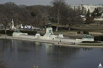Ulysses S. Grant Memorial - Image: Grant Memorial (16948714640)