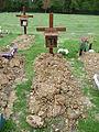 Grave at Trent Park Cemetery.JPG