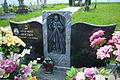 Grave of Eugeniusz Huczko at Cemetery in Trepcza.jpg
