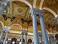Great Hall - Library of Congress - Washington - DC - USA - 01 (40794437623).jpg