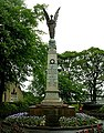 Greengates War Memorial - New Line - geograph.org.uk - 435850.jpg