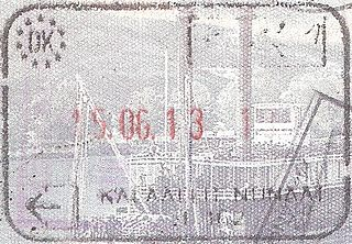 Visa policy of Greenland