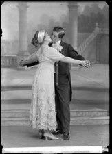 Greven av Luxemburg, Oscarsteatern 1910. Rollporträtt - SMV - GA029.tif