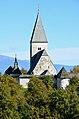 Griffen Untergreutschach 5 Pfarrkirche hl. Martin W-Ansicht 13102013 1748.jpg