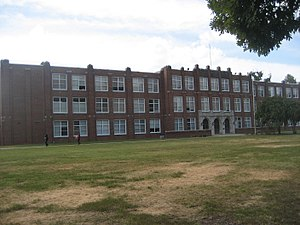 Grimsley High School - Grimsley High School, September 2012
