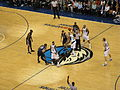Grizzlies Mavs jump ball Dec 2008.jpg